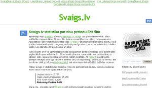Svaigs.lv v2.007