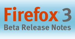 Firefox 3 beta 1