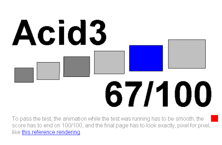 Acid3 not finished Firefox 3