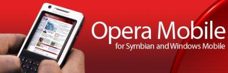 Opera Mobile blog