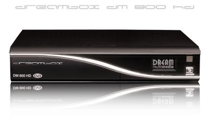Dreambox 800hd