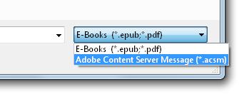 Adobe acsm