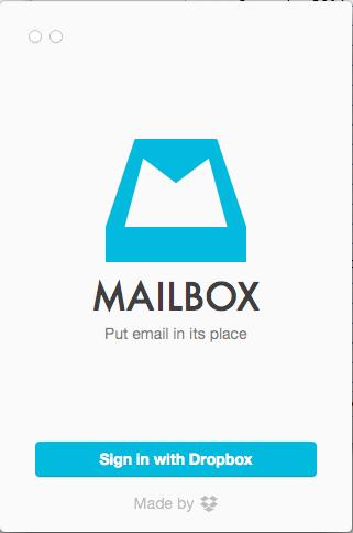 Mailbox intro