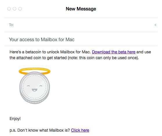 Mailbox betacoin dead