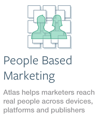 Facebook Atlas people marketing