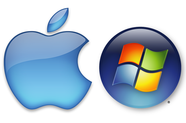 Windows Mac OS X
