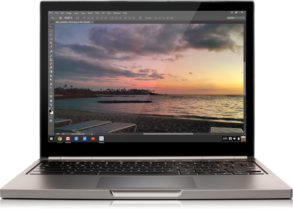 Chromebook Photoshop