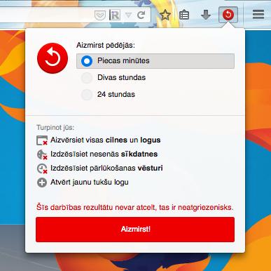 Firefox vēsture