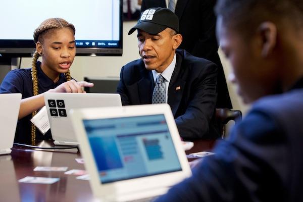 Obama code