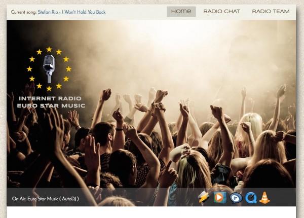 eurostarmusic.info