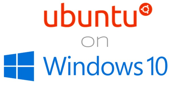 Ubuntu uz Windows 10