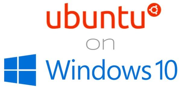 Ubuntu uz Windows 10